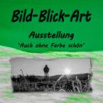 """Kunst in der Praxis: """"Auch ohne Farbe schön"""""""